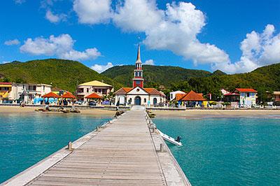 Martinique caribbean islands calendars of events - Le port de fort de france ...